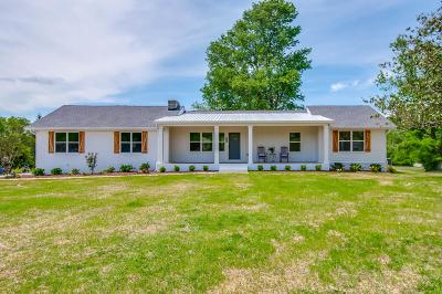 Nolensville Single Family Home Active Under Contract: 2984 McCanless Rd