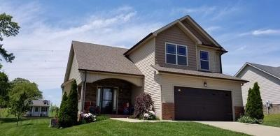 Clarksville Single Family Home For Sale: 317 Ivy Bend Cir