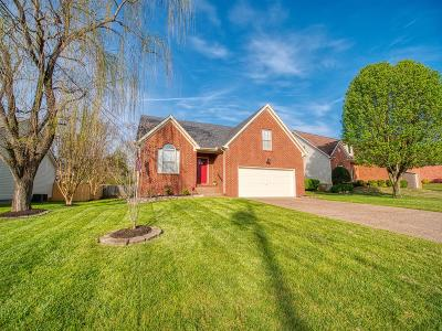 Mount Juliet Single Family Home For Sale: 1651 Eagle Trace Dr