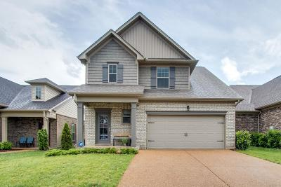 Hendersonville Single Family Home Under Contract - Showing: 114 Annapolis Bend Cir