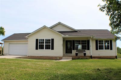 Cookeville Single Family Home Under Contract - Not Showing: 2277 Plunk Whitson Rd