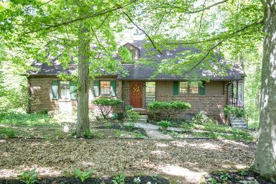 Robertson County Single Family Home Under Contract - Showing: 405 Golfview Ln