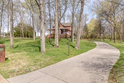 Mount Juliet Single Family Home Under Contract - Showing: 1504 Candlelit Cove