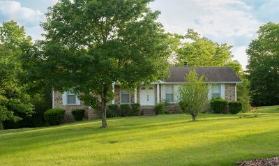 Goodlettsville Single Family Home Under Contract - Not Showing: 2009 Sunnyslope Lane