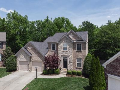 Mount Juliet Single Family Home Under Contract - Showing: 7401 Thornwood Ct