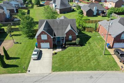 Robertson County Single Family Home Under Contract - Not Showing: 203 Cheyenne Dr