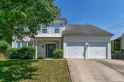 Mount Juliet Single Family Home For Sale: 1703 Eagle Trace Dr