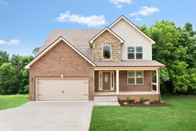 Palmyra Single Family Home For Sale: 1260 Rich Ellen Drive