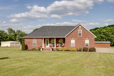 Marshall County Single Family Home Under Contract - Showing: 1212 Rambo Hollow Rd