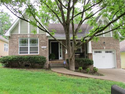 Clarksville Single Family Home Under Contract - Not Showing: 1016 Sunset Dr