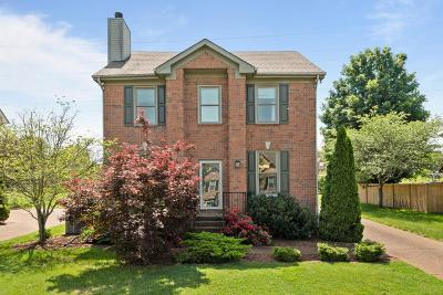 Franklin TN Single Family Home Active Under Contract: $405,000