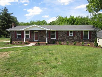Lebanon Single Family Home Under Contract - Showing: 5263 Lebanon Rd