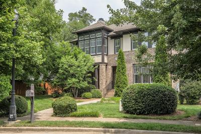 Nashville Single Family Home Under Contract - Showing: 216 Cherokee Station Dr