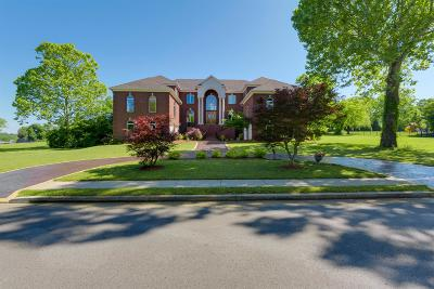 Davidson County Single Family Home For Sale: 45 Harbor Cove Dr