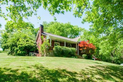 Goodlettsville Single Family Home For Sale: 725 N Dickerson Pike