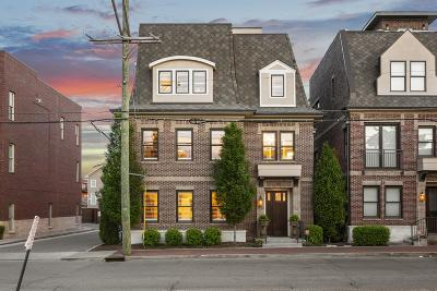 Germantown Condo/Townhouse For Sale: 415 Monroe St