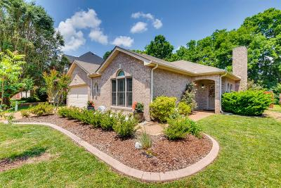 Franklin Single Family Home For Sale: 3115 Vera Valley Rd