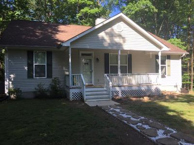 Liberty Single Family Home Under Contract - Not Showing: 649 Sugar Tree Knob Rd