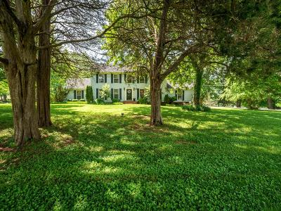 Hendersonville Single Family Home Under Contract - Showing: 781 Cumberland Hills Dr