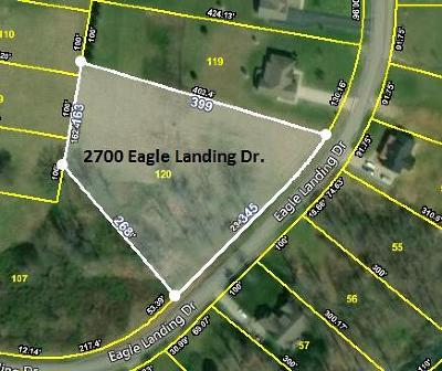 Cookeville Single Family Home Active Under Contract: 2700 Eagle Landing Dr