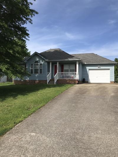 Goodlettsville Single Family Home Under Contract - Showing: 102 Amelia Ct.