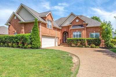 Thompsons Station Single Family Home Under Contract - Showing: 4121 Chancellor Dr