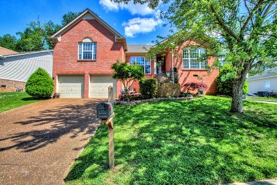 Nashville Single Family Home Under Contract - Not Showing: 2985 Harbor Lights Dr