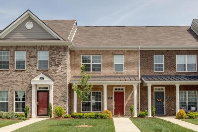 Spring Hill Condo/Townhouse For Sale: 205 Oldbury Pvt Ln