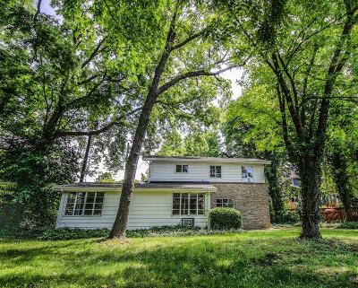 Nashville Single Family Home Active Under Contract: 408 Lancaster Ave