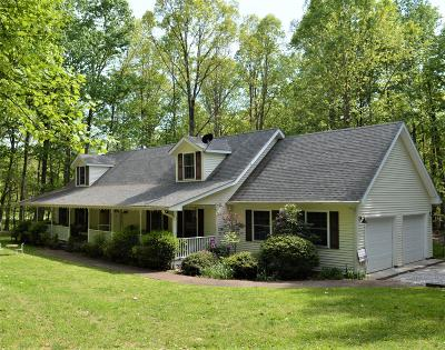 Sewanee Single Family Home For Sale: 310 Wiggins Creek Dr