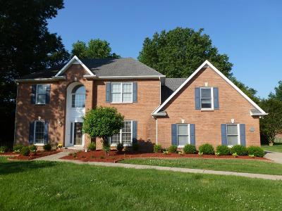 Christian County, Ky, Todd County, Ky, Montgomery County Single Family Home For Sale: 206 Longwood Ln