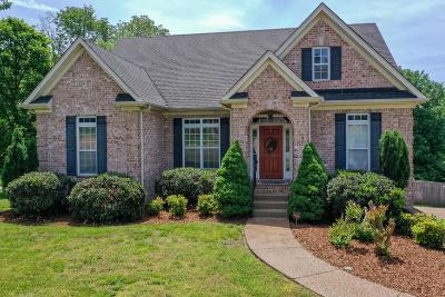 Nolensville Single Family Home For Sale: 1159 Ben Hill Blvd