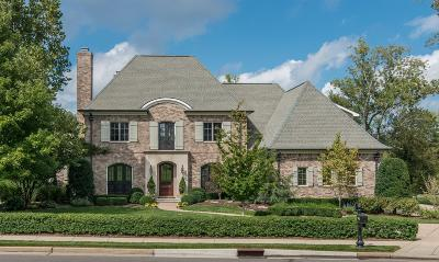 Nashville Single Family Home Under Contract - Showing: 4021 Ayleworth Ln