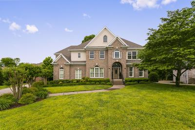 Sumner County Single Family Home Under Contract - Not Showing: 113 Galway Lk S