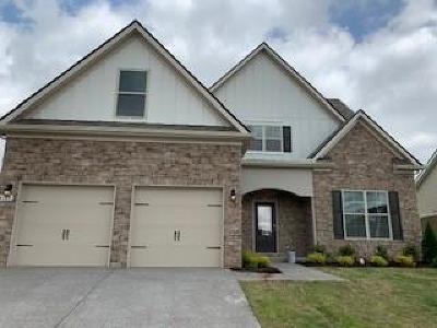 Smyrna Single Family Home Active Under Contract: 4111 Paperbirch Dr Lot 748
