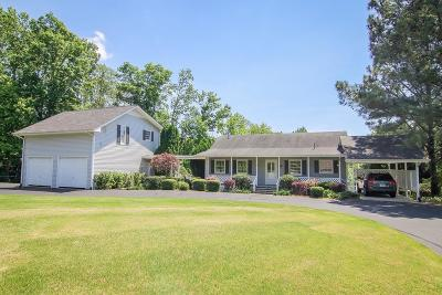 Winchester Single Family Home For Sale: 131 Bluff Dr