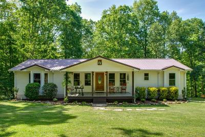 Cheatham County Single Family Home For Sale: 1017 Deer Ridge Rd