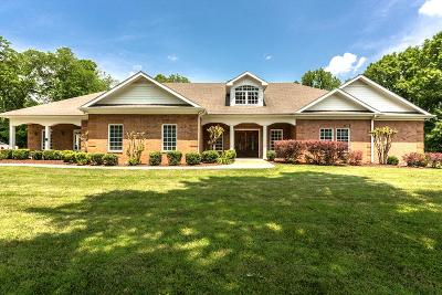 Hendersonville Single Family Home For Sale: 1030 Parsons Way