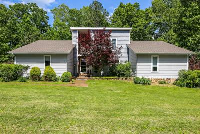 Smithville Single Family Home Active Under Contract: 939 Pine Grove Rd