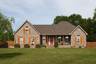 Marshall County Single Family Home Under Contract - Showing: 1444 Alyssa Dr
