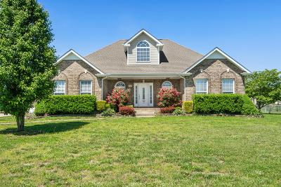 Clarksville Single Family Home Under Contract - Showing: 4538 Crossroads Dr