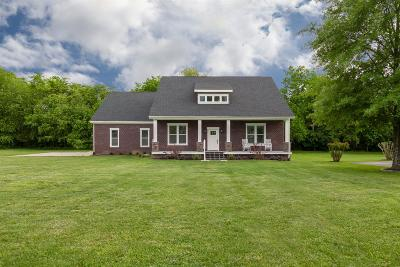 Gallatin Single Family Home For Sale: 521 Redstone Drive
