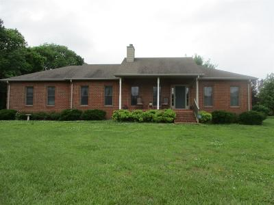 Lebanon Single Family Home Under Contract - Not Showing: 406 Karlee Ct