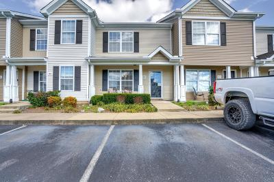 Murfreesboro Condo/Townhouse For Sale: 1412 Bunny Ct