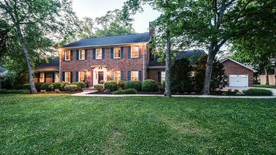 Murfreesboro Single Family Home Under Contract - Not Showing: 1442 Haynes Dr