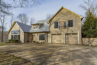 Centerville Single Family Home For Sale: 480 Defeated Creek Road