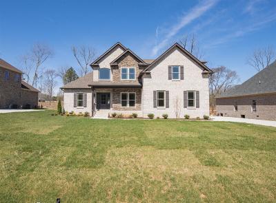 Murfreesboro Single Family Home For Sale: 7812 Brenda Ln