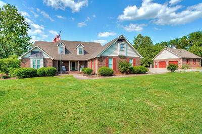 Murfreesboro Single Family Home Under Contract - Not Showing: 1171 Bushnell Dr