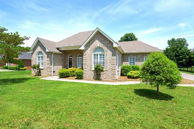 Lebanon Single Family Home Under Contract - Not Showing: 409 Barnes Drive