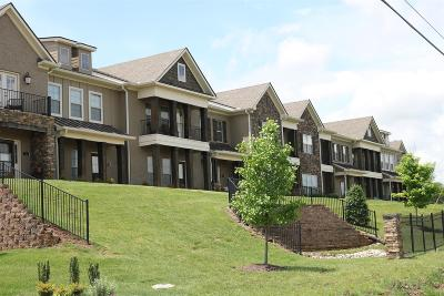 Murfreesboro Condo/Townhouse Under Contract - Not Showing: 719 Black Colt Dr